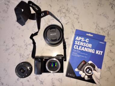 Best sensor cleaning kit, highly recommend it!